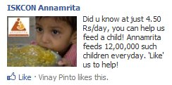 Facebook Ads - Annamrita